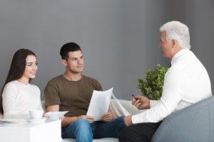 Grylka Finanzberatung Praxisbeispiel Junges Ehepaar